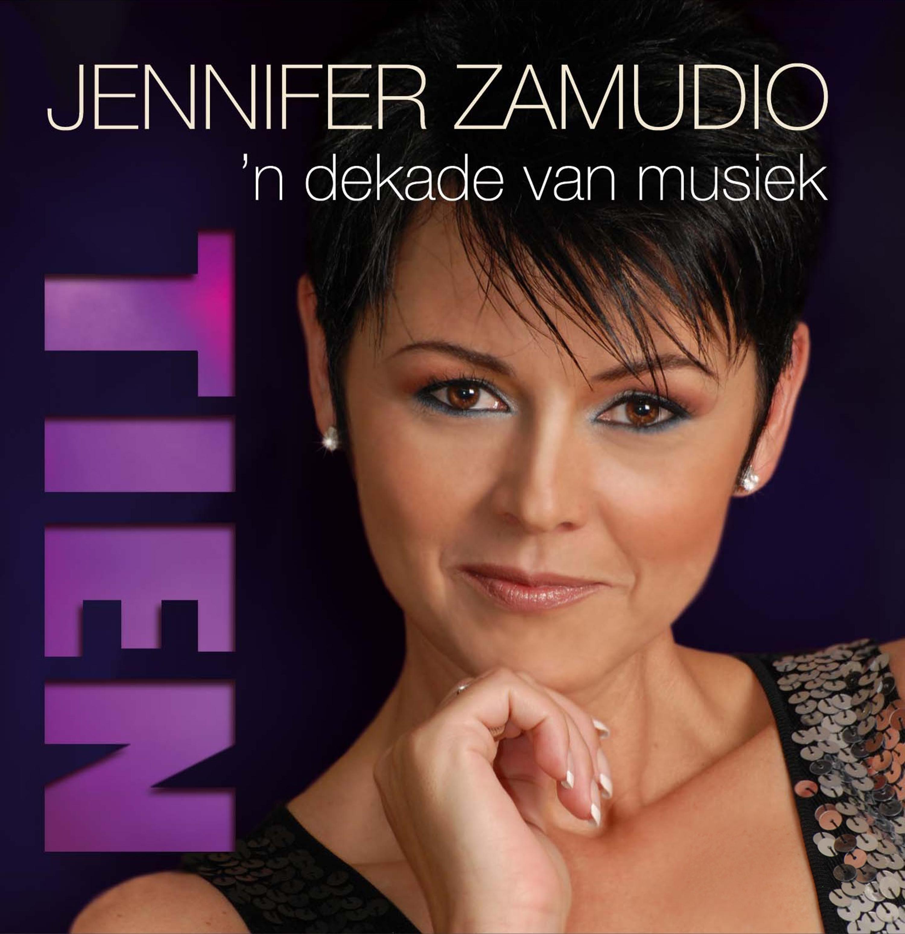 Album Jennifer Zamudio Dekade van Musiek