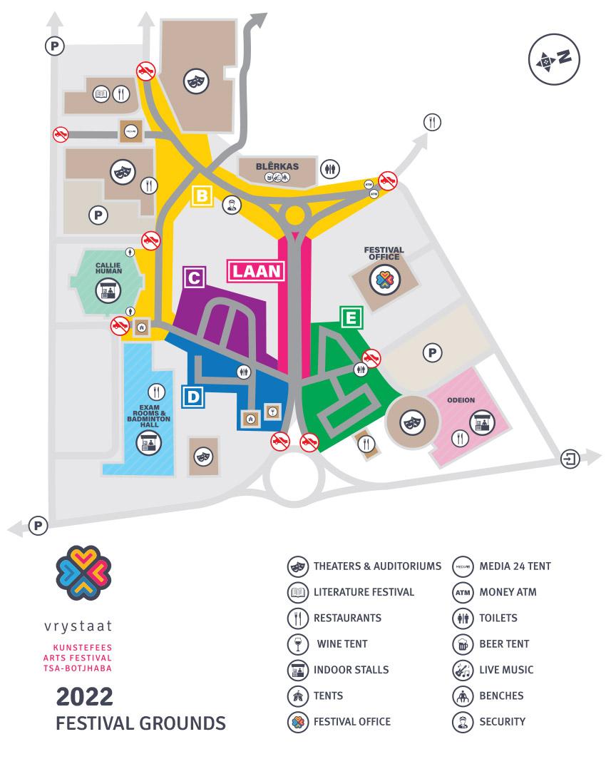 Festival Grounds 2022