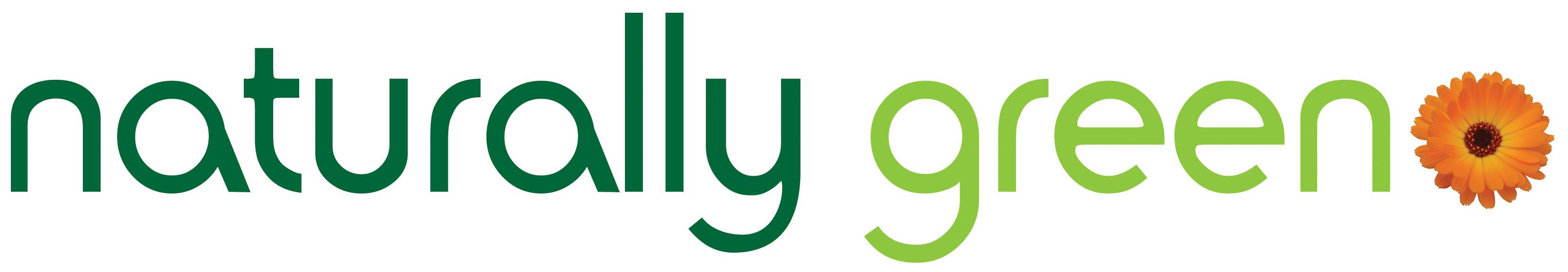 Naturally green logo