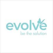 Evolve logo for facebook 180