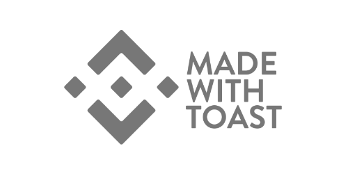MADE WITH TOAST