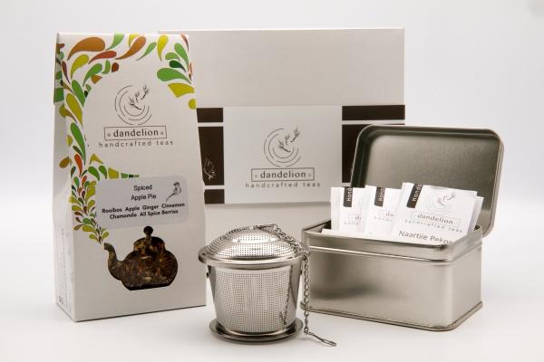 Gift Set with basket strainer