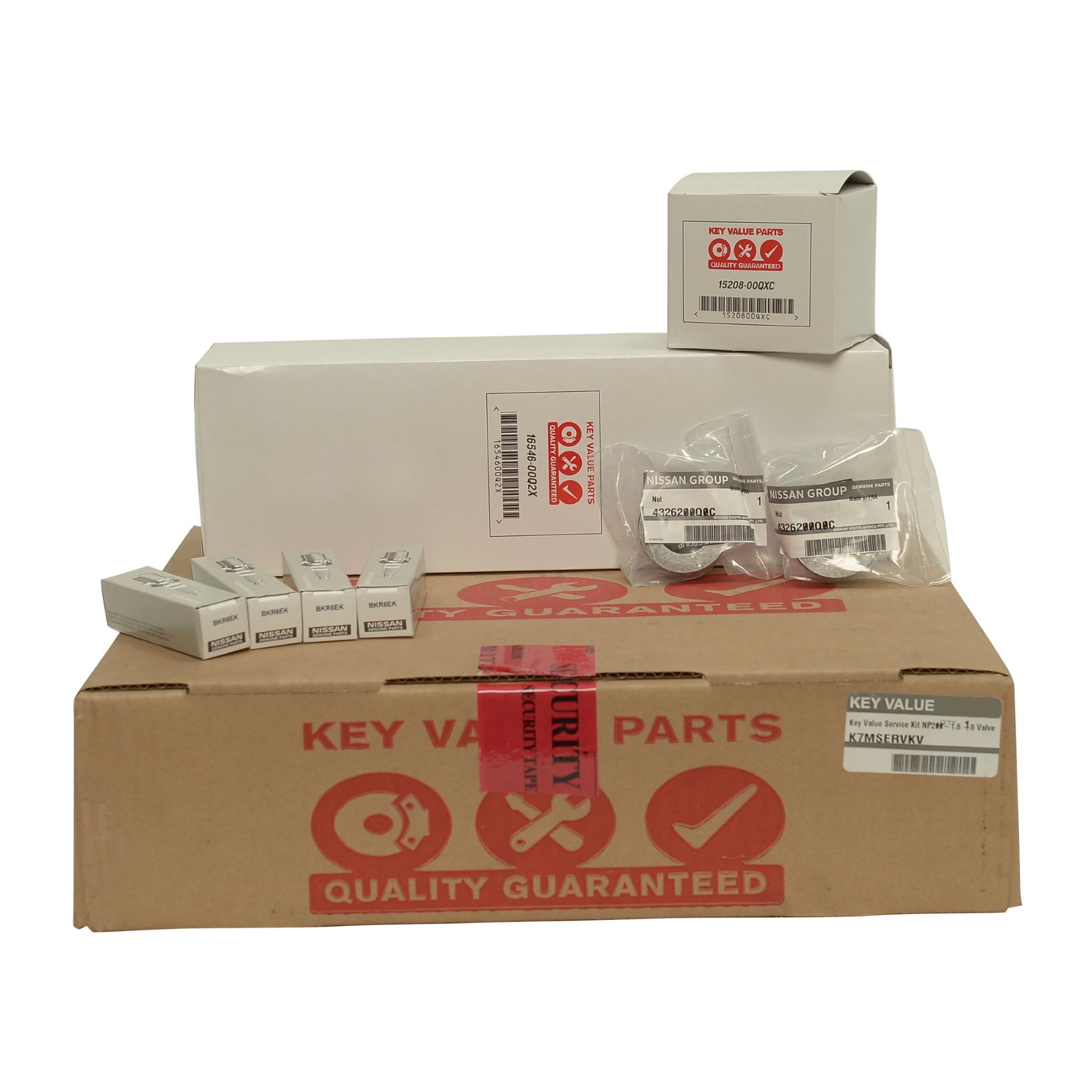 NP200 K7M Major Service Kit