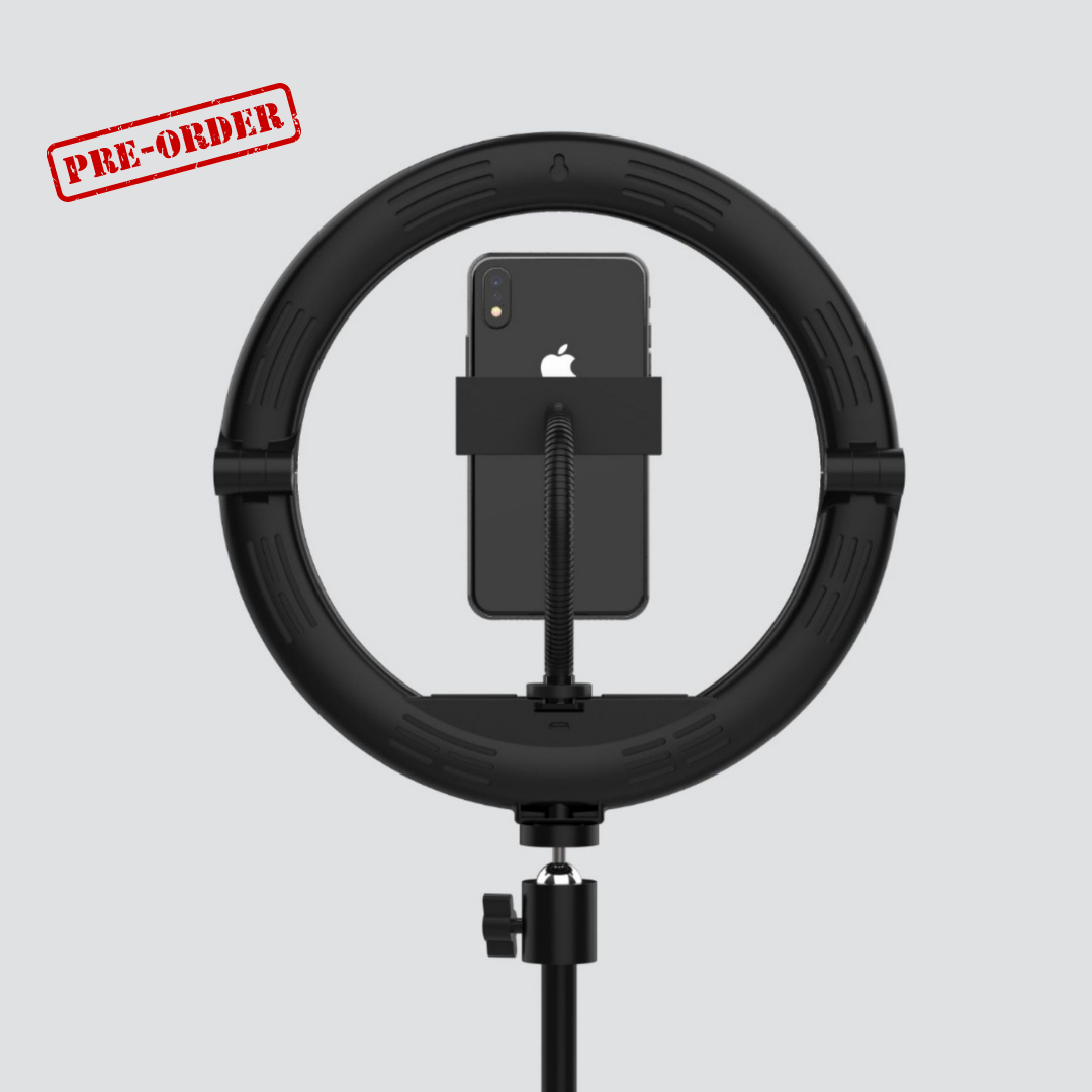 FOLD 10inch Ring Light ONLY - without tripod
