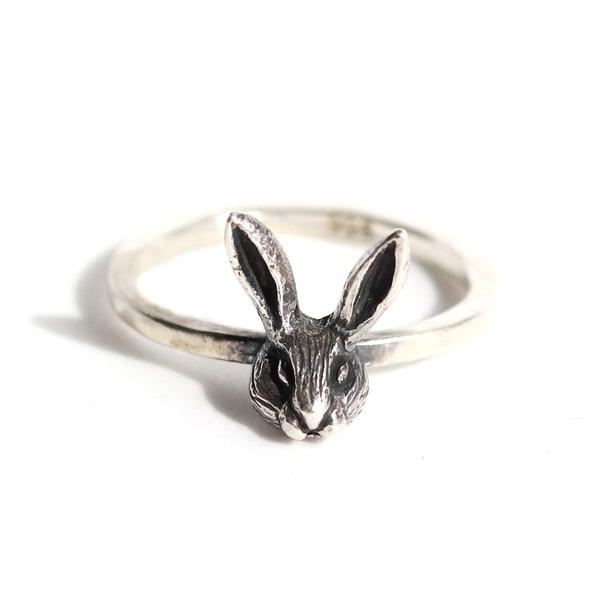 Fudge bunny ring