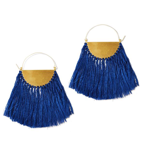 Large Halfmoon Earrings (assorted)