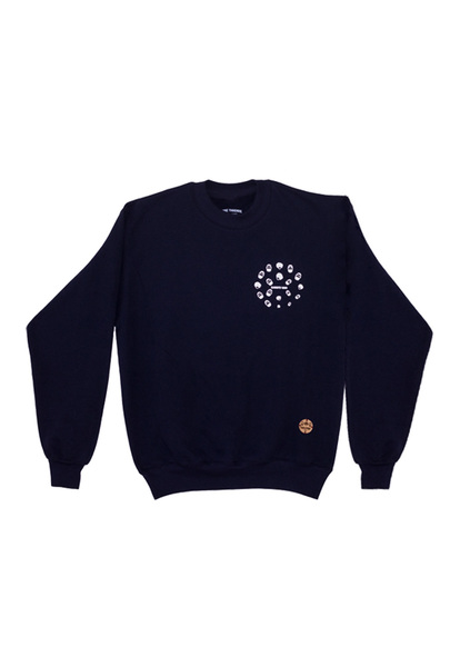Our Urban Revolver Crewneck is constructed with a premium 280gsm cotton and poly cotton blend fleece to ensure absolute warmth and comfort.  The Urban Revolver Crewneck like the T-Shirt features a pocket sized Yuppie Threads iconography design visually represented in a circular pattern design motif with an iconic wooden ensemble attached to the t-shirt to give it an overall iconic Yuppie Threads look and finish.    Colours Available: Black, White, Charcoal, Grey  Styles Available: Crewneck   Hoodie    This product takes 3 - 5 days to manufacture and construct.  Shipping  For nationwide and international deliveries we use a reputable company. Please include your address when placing an order.  Please allow 2 - 5 working days for nationwide deliveries