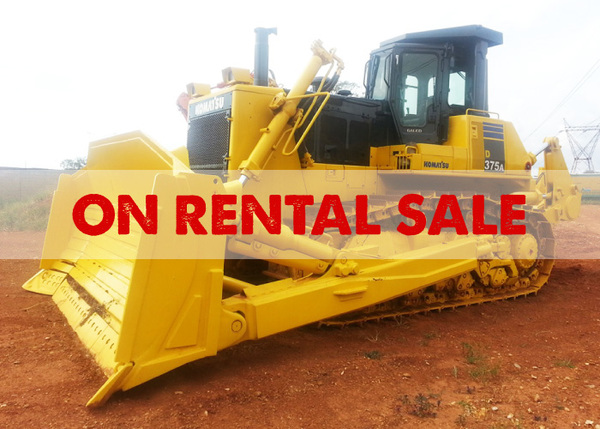 BRAND: Komatsu