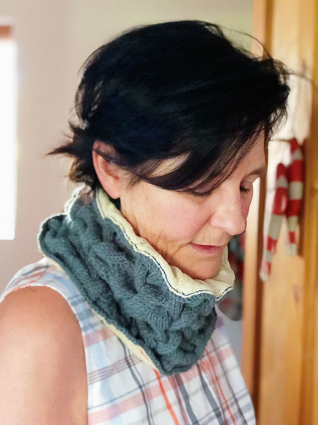 Winter Warmer Snood