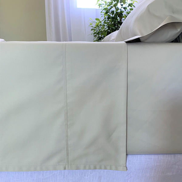Signature Collection - Flat Sheets - Oyster