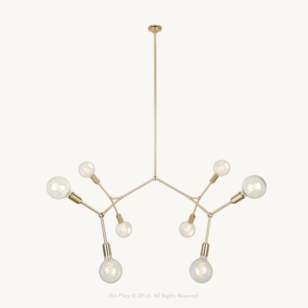 Molecule 8 Brass