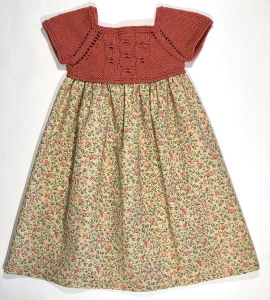 Rosy Posy Dress