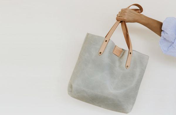 Soft Tote bag - Grey