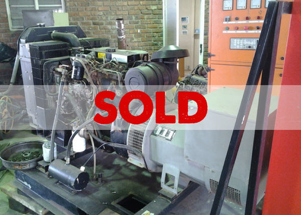 BRAND: Perkins MODEL: 1004TG 70kva  Open set with automatic change over panel.  Price on request