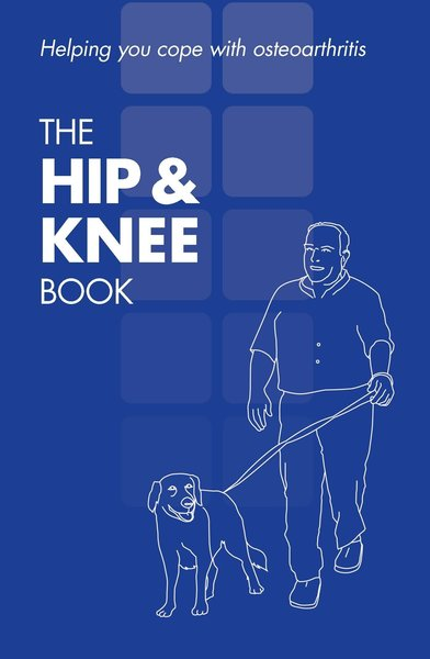 Authors: Dr. Nefyn H Williams et al. Publisher: TSO  The Hip & Knee Bookis an indispensable resource for anyone that has osteoarthritis affecting their hip or knee. The advice contained in this booklet is based on the latest medical research and has been developed with the help of people with osteoarthritis.  The booklet is written in an informal, user-friendly manner that provides clear advice on how to cope with osteoarthritis. It not only covers how to manage osteoarthritis but outlines what osteoarthritis is, what causes it, and how it can be diagnosed.  'The Hip & Knee Book' is designed to help sufferers understand what has happened to them and that, despite the illness, there is plenty that can be done to help overcome the pain and increase activity.  The booklet explains what sufferers can do, why they should do this, and how to go about doing it. All exercises are accompanied by 'how to' illustrations.  Key features:    What is osteoarthritis?   What causes osteoarthritis?   Diagnosing osteoarthritis   Managing your osteoarthritis   Control of pain   Stretching and strengthening exercises   Health professionals   Aids and devices   Specialist treatments   Other sources of information and support.