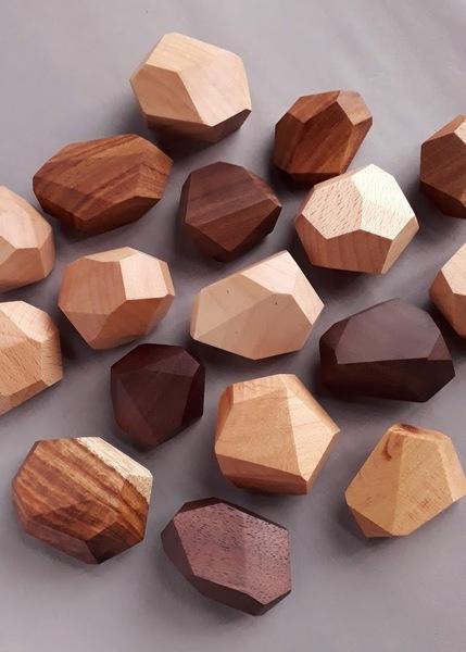 Tumi Blocks Selection