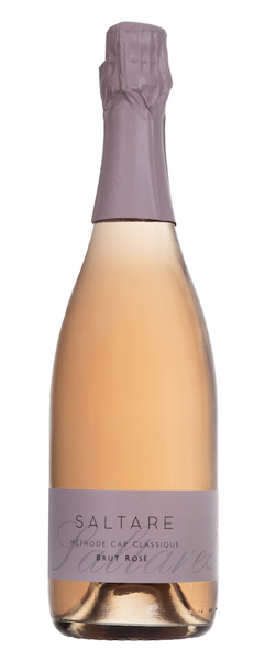 The Brut Rosé is has a seductive salmon-tinted colour and is made from 100% Pinot Noir grapes. It spends 18 months on the lees. Perfect for a late afternoon wind-down with fruit and nuts.  Tasting notes: Redcurrant and cherry with a delicate, dry, mineral palate and beautiful brioche and almond on the finish.  Platter 2021 rating:4½stars (90points)  Change selection below to 6 x 750ml bottles and benefit from our case special: buy six bottles, pay only for five