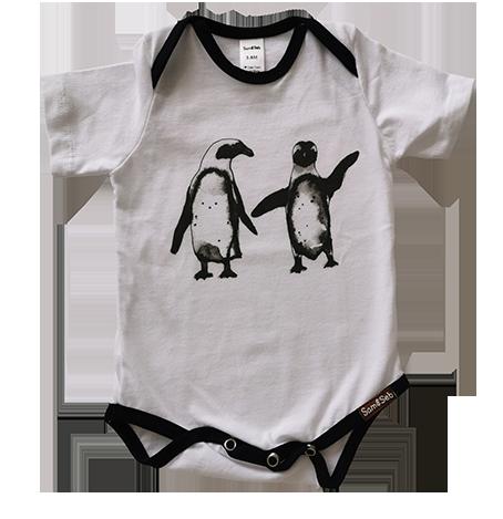 Penguin onesie/tee