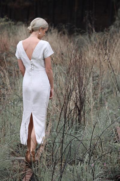 The Long Courtney Dress