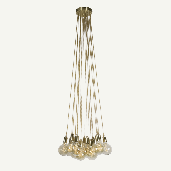 Extra Large Cluster Ceiling Pendant Light