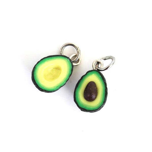 Avocado charm/Necklace