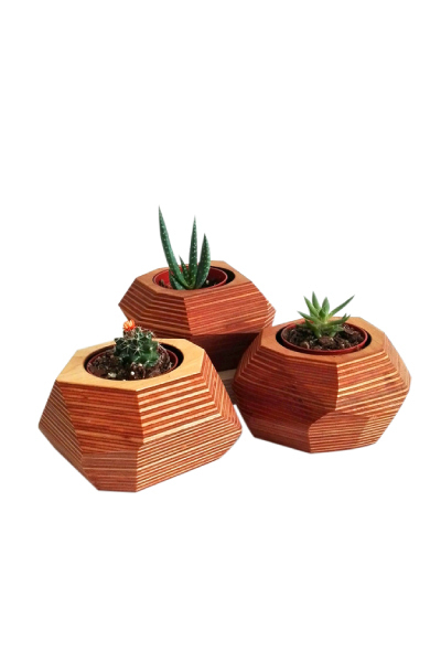 Wooden Planters
