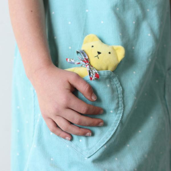 Pocket Teddy