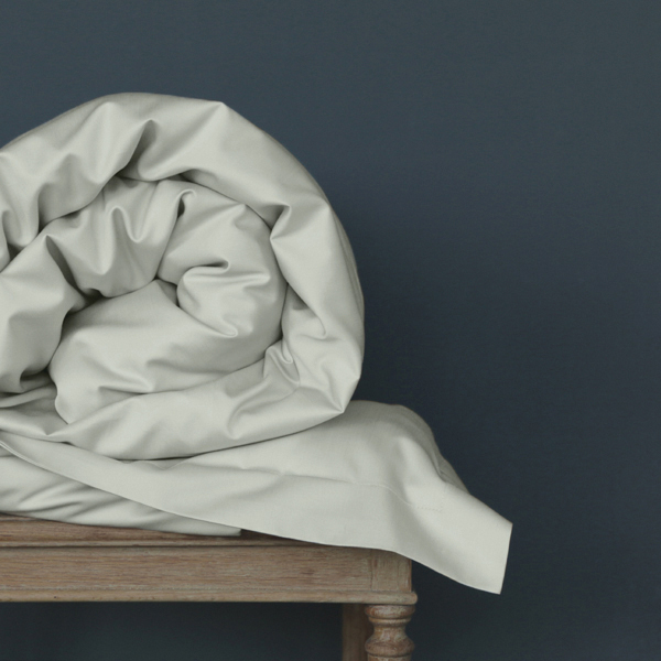 Signature Collection - Oxford Duvet Covers - Oyster