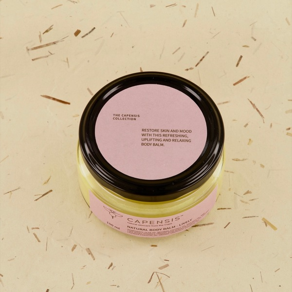 Beeswax Body Balm - Lively