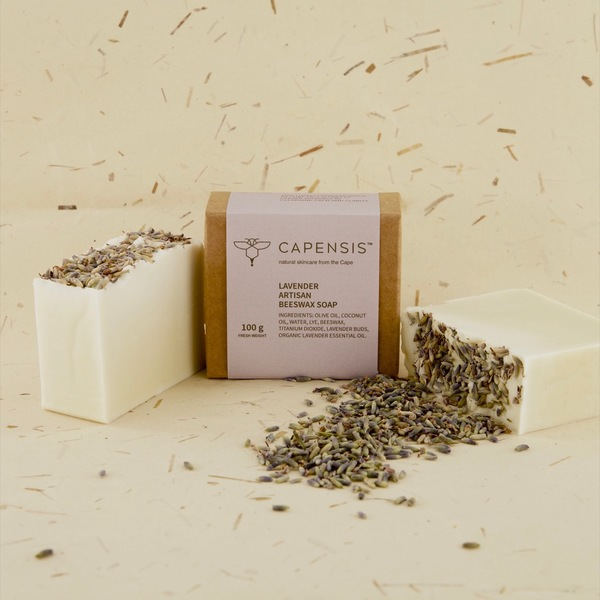 Lovely Lavender Natural Soap Bar