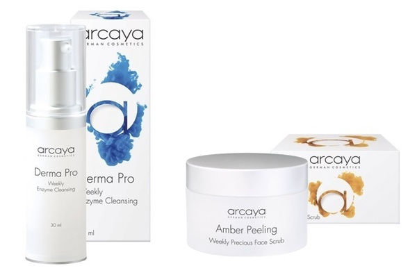 Arcaya Skin Care: Exfoliators
