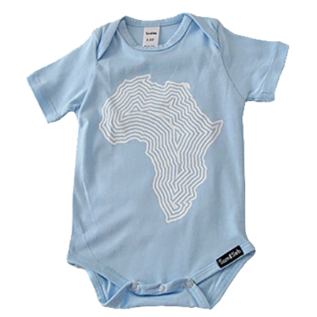 Locally produced from start to finish 100% cotton tee The envelope neck allows this item to beremoved by rolling down when soiled Colours include grey with gold print, blue, pink, pale grey Sizes 0-3 M, 3-6 M, 6-12 M available in onesie Sizes 12-18 M and 18-24 M available in baby tee