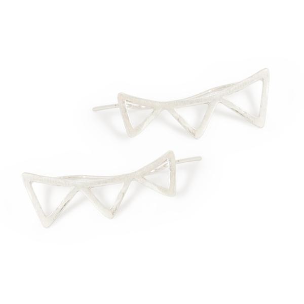 Piaffe Ear Pins (V shape)