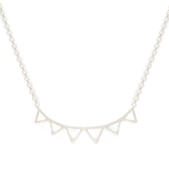 The Piaffe Necklace