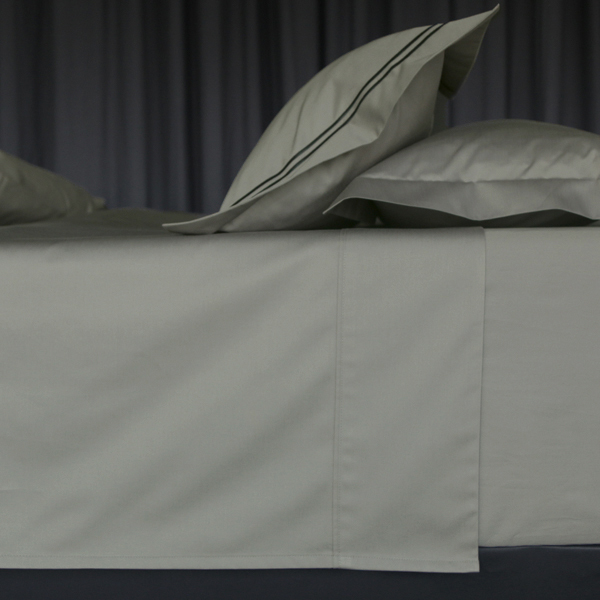 Signature Collection - Flat Sheets - Shadow