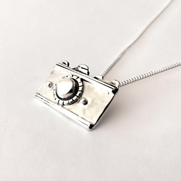 CLICK CLICK Necklace