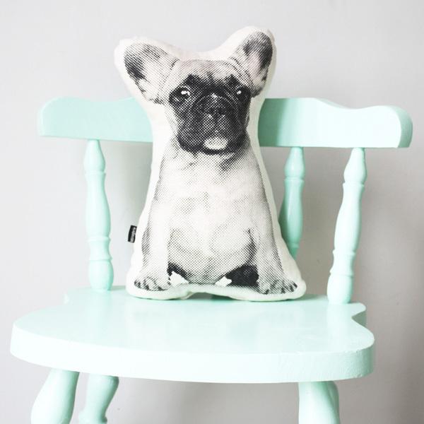 Fifi the French Bulldog