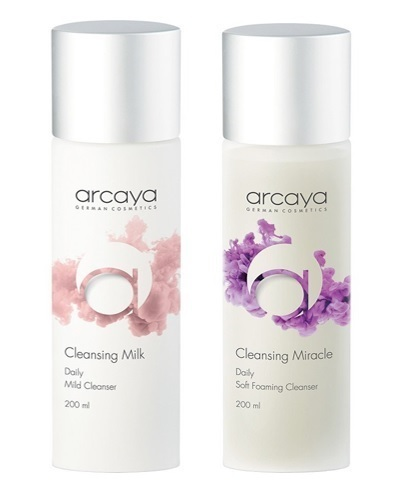 Arcaya Skin Care: Cleansing
