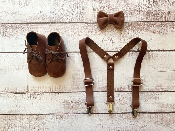 Light Brown Leather Accessories