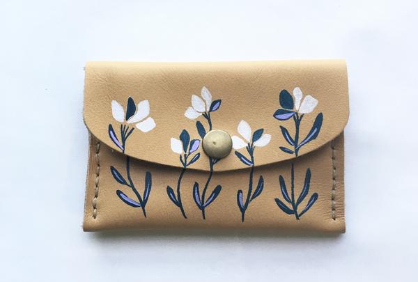 Mini purse - floret
