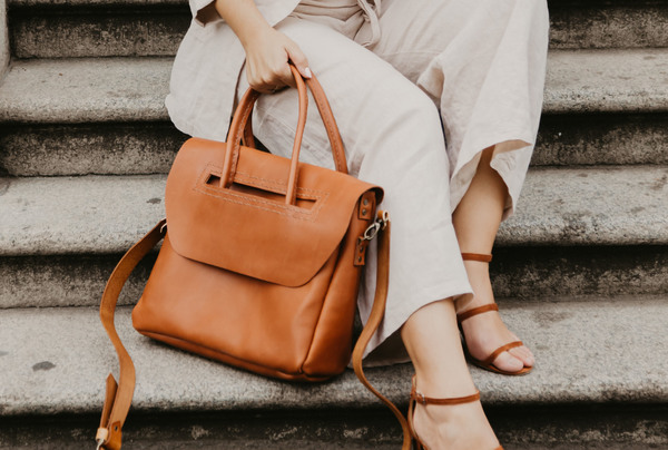 The Heirloom Carryall - tan