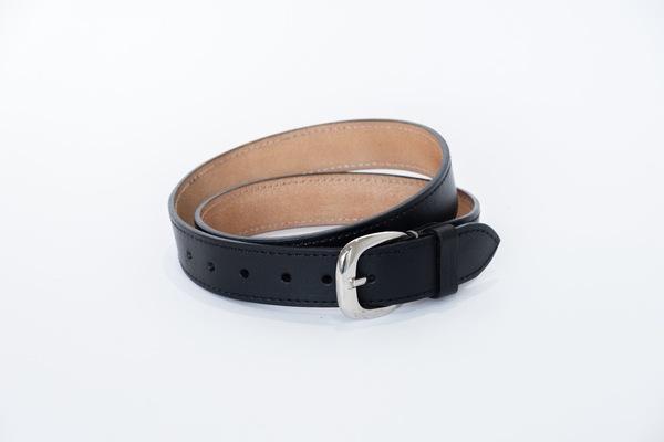 Black Belt - stitched