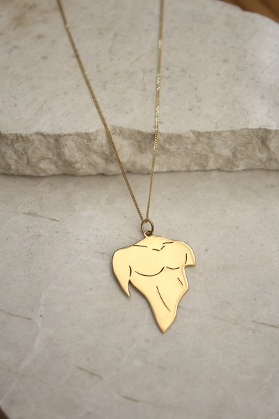 Torso Hot You're Hurting My Feelings Necklace