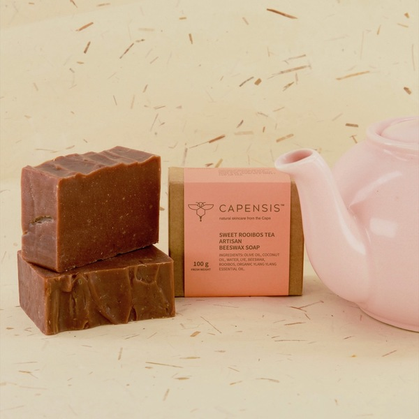 Sweet Rooibos Tea Natural Soap Bar
