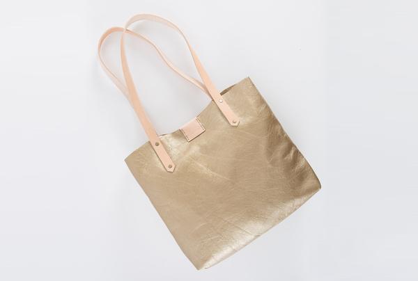 Soft Tote bag - gold