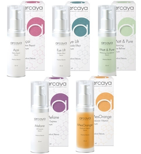 Arcaya Skin Care: Face Serums