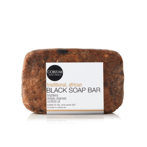 180g African Black Soap Cleansing Bar