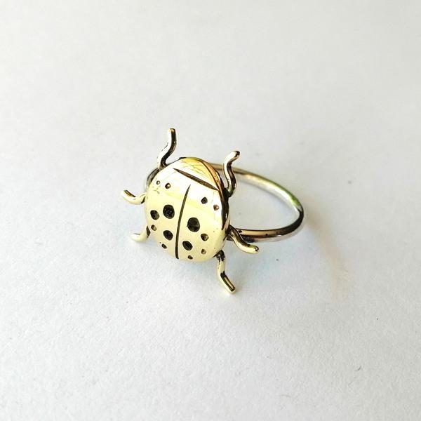 LADYBUG Ring