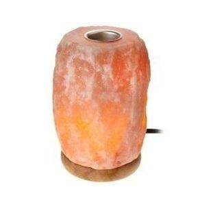 Aromatherapy Himalayan Salt Lamp