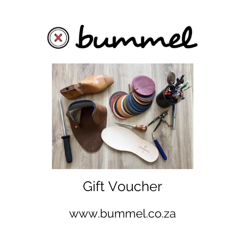Shopping for someone else but not sure what to give them? Give them the gift of choice with a Bummel Shoes gift card. Gift cards are delivered by email and contain instructions to redeem them at checkout. Our gift cards have no additional processing fees.  Please note only vouchers purchased with a credit card will be automatically processed and sent via email immediately.  We can customise amounts and personalise a voucher for specific events and with names. Contact us for a special request.